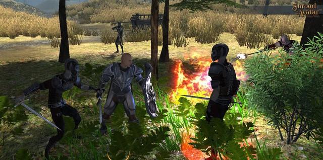 Những game online nhập vai hành động đánh đấm cực sướng tay mới mở cửa