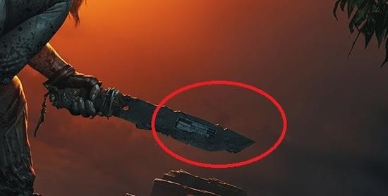 Con dao trên tay Lara cũng nói lên nhiều đấu mối.