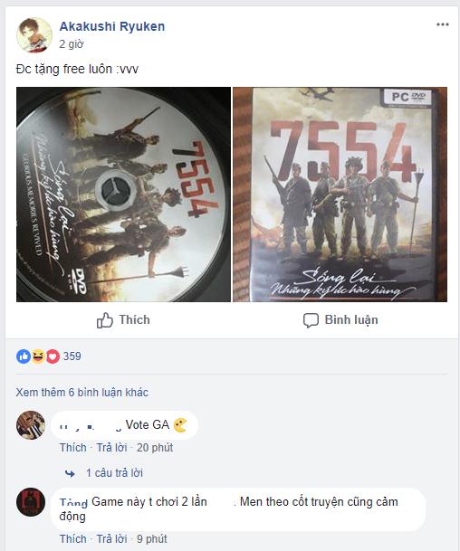 """Game thủ Việt lại """"sốt sình sịch"""" với 7554 – Điện Biên Phủ đỉnh cao muôn trượng"""