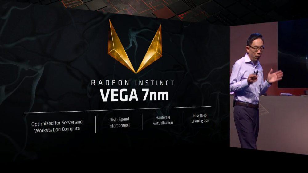 AMD xác nhận VGA mới dòng 7nm sẽ hỗ trợ chơi game tuyệt đối