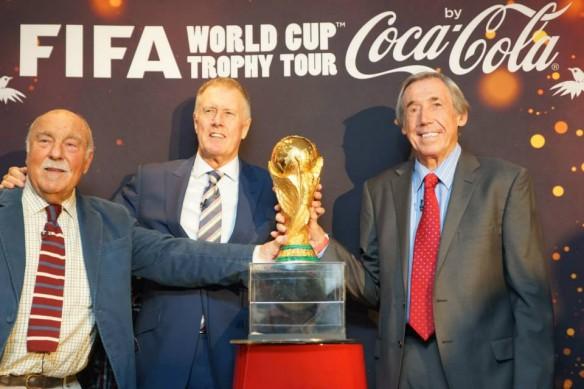 World Cup và 10 bí mật có thể bạn chưa biết về chiếc Cup Vàng danh giá (P2)