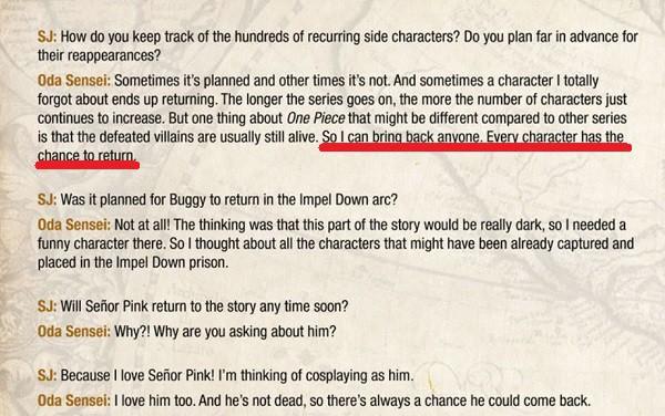 Câu nói đầy ẩn ý của tác giả Oda khiến fan của Ace bắt đầu hi vọng về một ngày cậu sẽ được hồi sinh thực sự