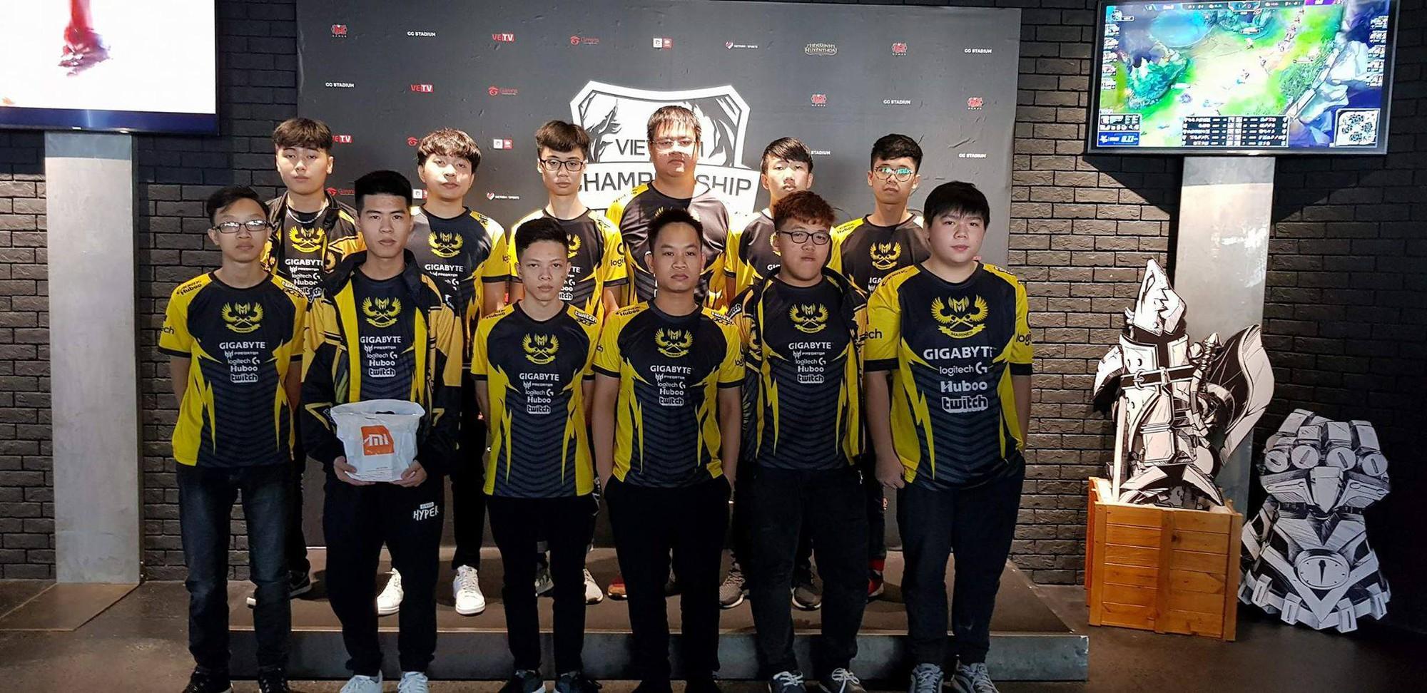 Đội tuyển GAM eSports