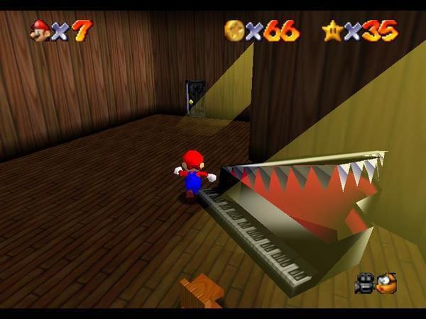 8 khoảnh khắc kinh dị từng là nỗi ám ảnh cực độ với tuổi thơ của các game thủ - Ảnh 7.