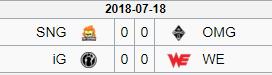 [Bí kíp về bờ] Dự đoán kết quả thể thao điện tử lượt trận 18/7/2018 - Ảnh 2.