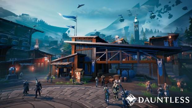 Dauntless nhanh chóng đạt mốc 2 triệu người chơi chỉ sau hơn 1 tháng mở open beta - Ảnh 1.