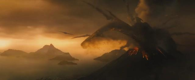 Điểm mặt 4 Kaiju vĩ đại xuất hiện trong Trailer của Godzilla: King of the Monsters - Ảnh 5.
