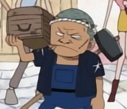 Sau gần 20 năm, cuối cùng thì nhân vật này mới được tác giả One Piece cho phép được ra mắt - Ảnh 2.