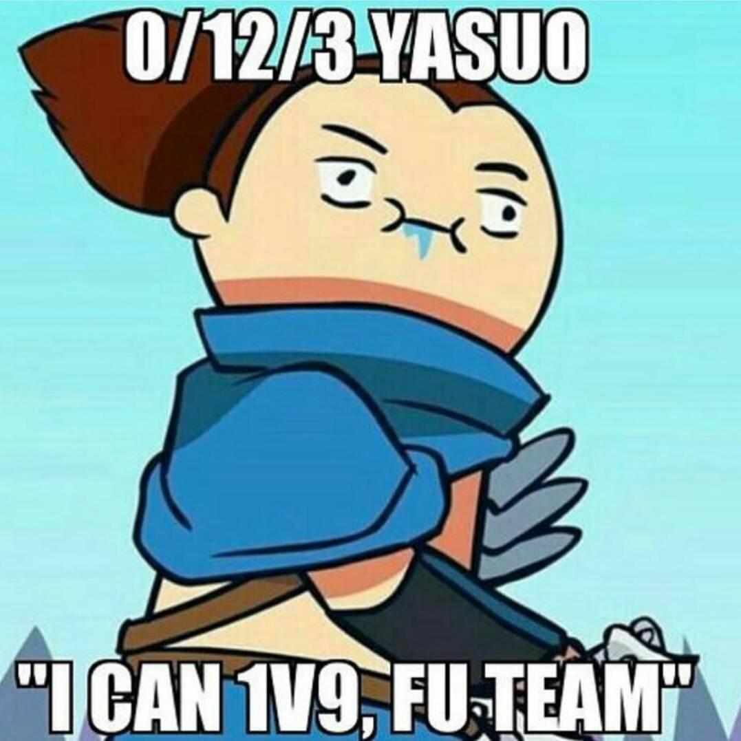 LMHT: Thống kê cho thấy Yasuo luôn là tướng bị Cấm sấp mặt, tỷ lệ ...