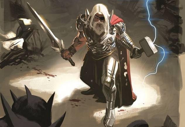 Comics Trivia: Những giai thoại về Old King Thor, vị vua quyền năng của Asgard trong tương lai - Ảnh 12.