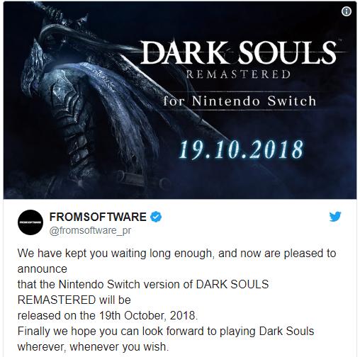Không chỉ khiến bạn khóc dở, mếu dở trong phòng chơi game, giờ đây Dark Souls sẽ có thể hành bạn ở bất cứ nơi đâu - Ảnh 1.