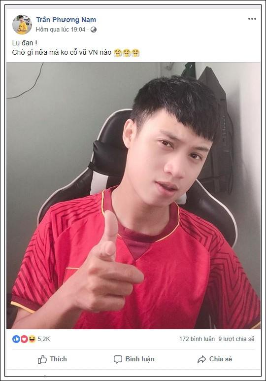Gamer, Streamer, và Youtuber chia sẻ gì sau chiến thắng của Olympic Việt Nam trước Syria - Ảnh 6.