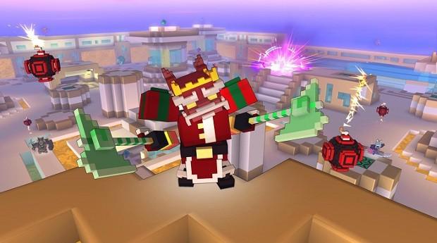 Ra mắt chế độ Bomber Royale, Trove bỗng trở nên siêu hot với cả trăm ngàn người chơi - Ảnh 2.