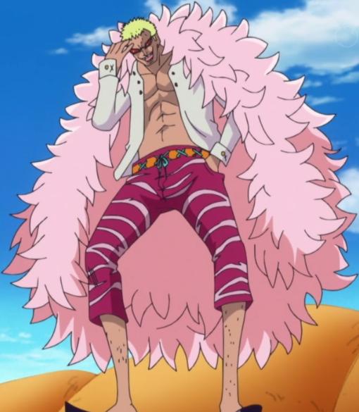 One Piece: Có lẽ nào niềm hạnh phúc lớn nhất của Thất Vũ Hải Doflamingo là được đeo kính - Ảnh 9.