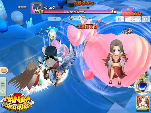 5 nữ tướng Manga/Anime đang được gamer mong đợi nhất trong Manga Siêu Quậy, Boa Hancock giữ vị trí số 1 - Ảnh 2.