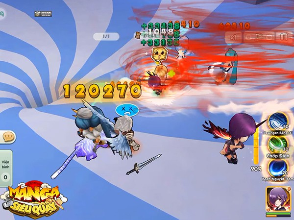 5 nữ tướng Manga/Anime đang được gamer mong đợi nhất trong Manga Siêu Quậy, Boa Hancock giữ vị trí số 1 - Ảnh 3.