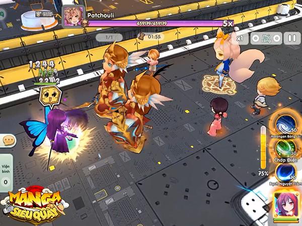 5 nữ tướng Manga/Anime đang được gamer mong đợi nhất trong Manga Siêu Quậy, Boa Hancock giữ vị trí số 1 - Ảnh 5.