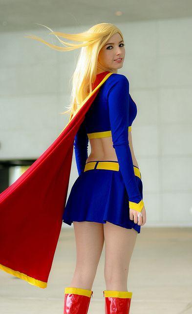 Cùng ngắm nhìn những màn cosplay Supergirl bỏng mắt từ dàn mỹ nhân trên khắp thế giới - Ảnh 11.