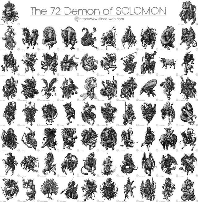 Bên cạnh Valak những ác quỷ nào của vua Solomon đã xuất hiện trên màn ảnh? (Phần 2) - Ảnh 1.