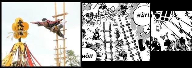 One Piece 917 Góc soi mói: Tụt cảm xúc với hình ảnh tướng quân xinh đẹp của Kaido hé lộ nụ cười duyên dáng - Ảnh 6.