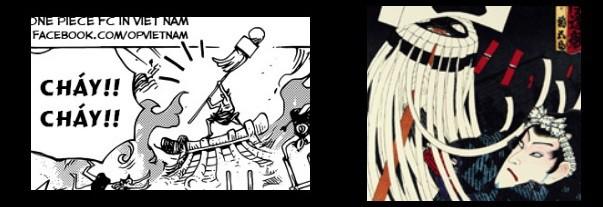 One Piece 917 Góc soi mói: Tụt cảm xúc với hình ảnh tướng quân xinh đẹp của Kaido hé lộ nụ cười duyên dáng - Ảnh 8.