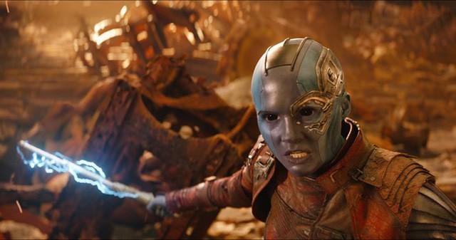 Nebula sẽ quay trở lại Avengers 4 xử đẹp người cha nuôi Thanos của mình - Ảnh 2.