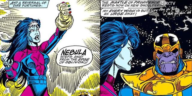 Nebula sẽ quay trở lại Avengers 4 xử đẹp người cha nuôi Thanos của mình - Ảnh 4.