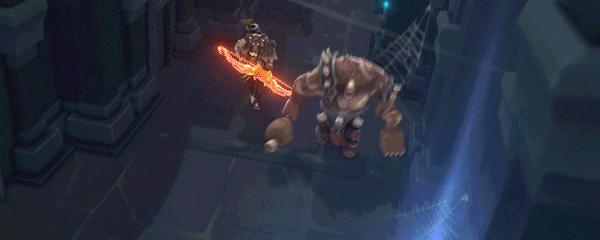 Game hot Battlerite Royale tiếp tục nhá hàng video tuyệt hay trước khi mở cửa thử nghiệm - Ảnh 1.