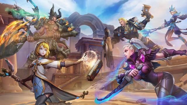 Những game online nhập vai hành động game thủ sẽ được quật mỏi tay thì thôi - Ảnh 12.