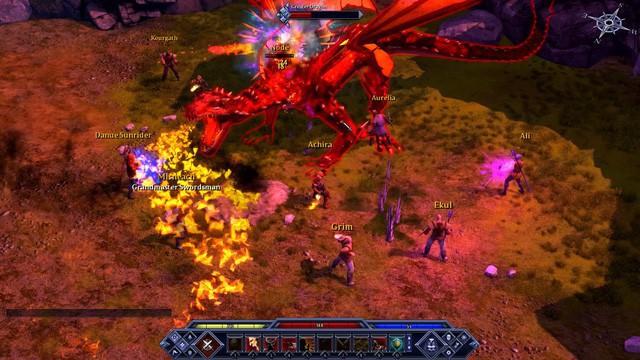 Những game online nhập vai hành động game thủ sẽ được quật mỏi tay thì thôi - Ảnh 9.
