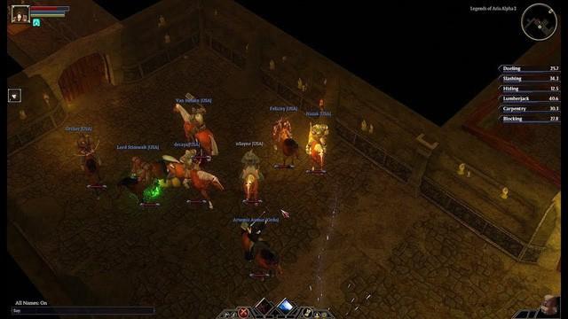 Những game online nhập vai hành động game thủ sẽ được quật mỏi tay thì thôi - Ảnh 10.