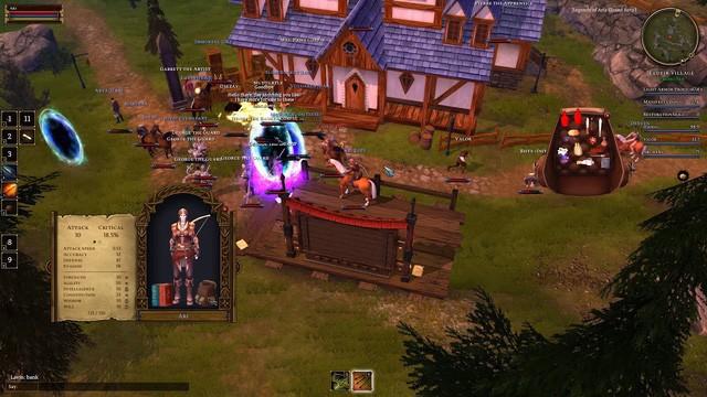 Những game online nhập vai hành động game thủ sẽ được quật mỏi tay thì thôi - Ảnh 11.