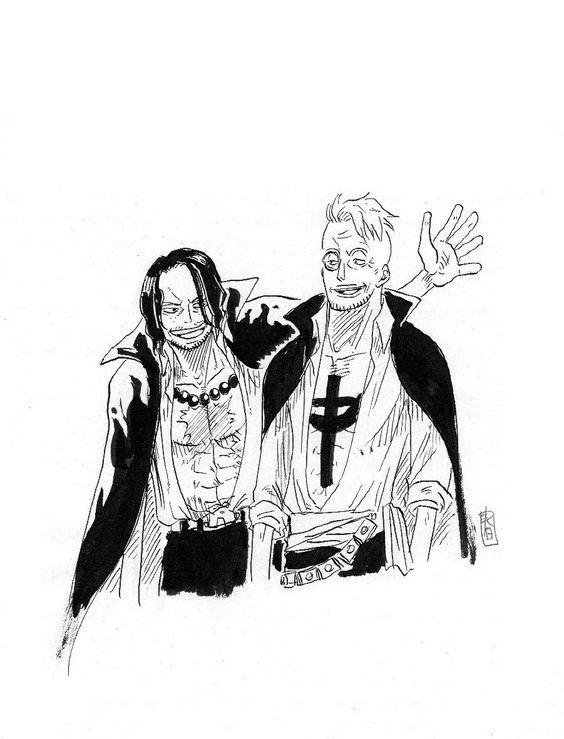 One Piece: Thời gian không tha một ai dù có là Vua Hải Tặc, loạt fanart Luffy phiên bản bô lão sẽ chứng minh điều này - Ảnh 11.