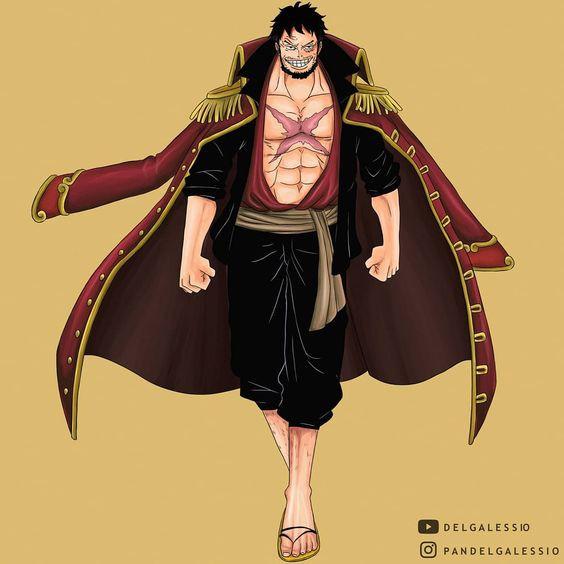 One Piece: Thời gian không tha một ai dù có là Vua Hải Tặc, loạt fanart Luffy phiên bản bô lão sẽ chứng minh điều này - Ảnh 17.
