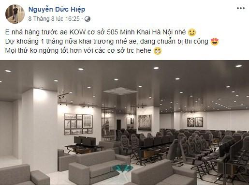 Hóa ra không phải đùa, quán net mới của ông chủ KingOfWar thực sự có cả bể bơi và phòng tập Gym, dịch vụ cực kỳ sang chảnh - Ảnh 1.