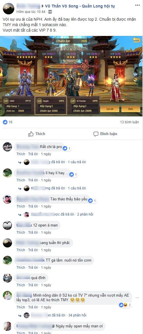 [HOT] Võ Thần Vô Song: Game đỉnh cao chiến thuật Tam Quốc dành cho mobile chính thức ra mắt 12/09 - Ảnh 2.