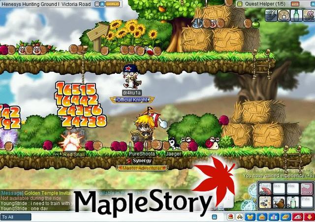 MapleStory – Khi câu chuyện nấm lùn chỉ còn trong hoài niệm… - Ảnh 4.