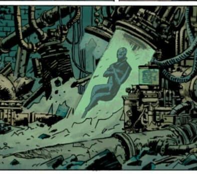 """Huyền thoại về Abe Sapien, gã """"người cá"""" thượng đẳng đồng hành cùng Chúa tể địa ngục Hellboy - Ảnh 7."""