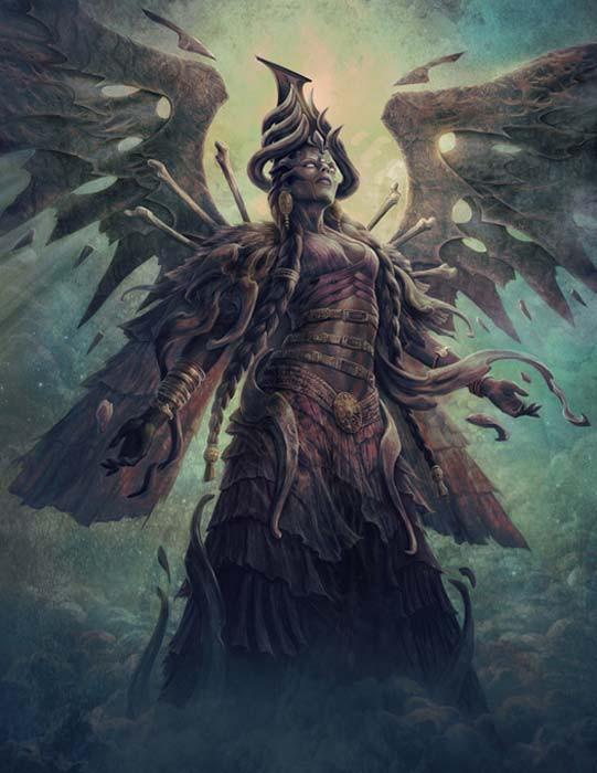 5 phiên bản Diêm Vương đặc biệt và quyền năng nhất dưới Địa Ngục mà ít người biết đến - Ảnh 3.