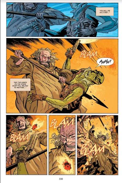 """Huyền thoại về Abe Sapien, gã """"người cá"""" thượng đẳng đồng hành cùng Chúa tể địa ngục Hellboy - Ảnh 4."""