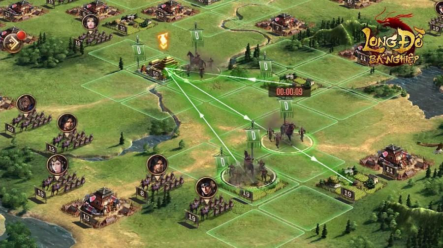 Cảm nhận của fan SLG lâu năm: Long Đồ Bá Nghiệp đã đưa điều binh khiển tướng lên tầm nghệ thuật - Ảnh 7.