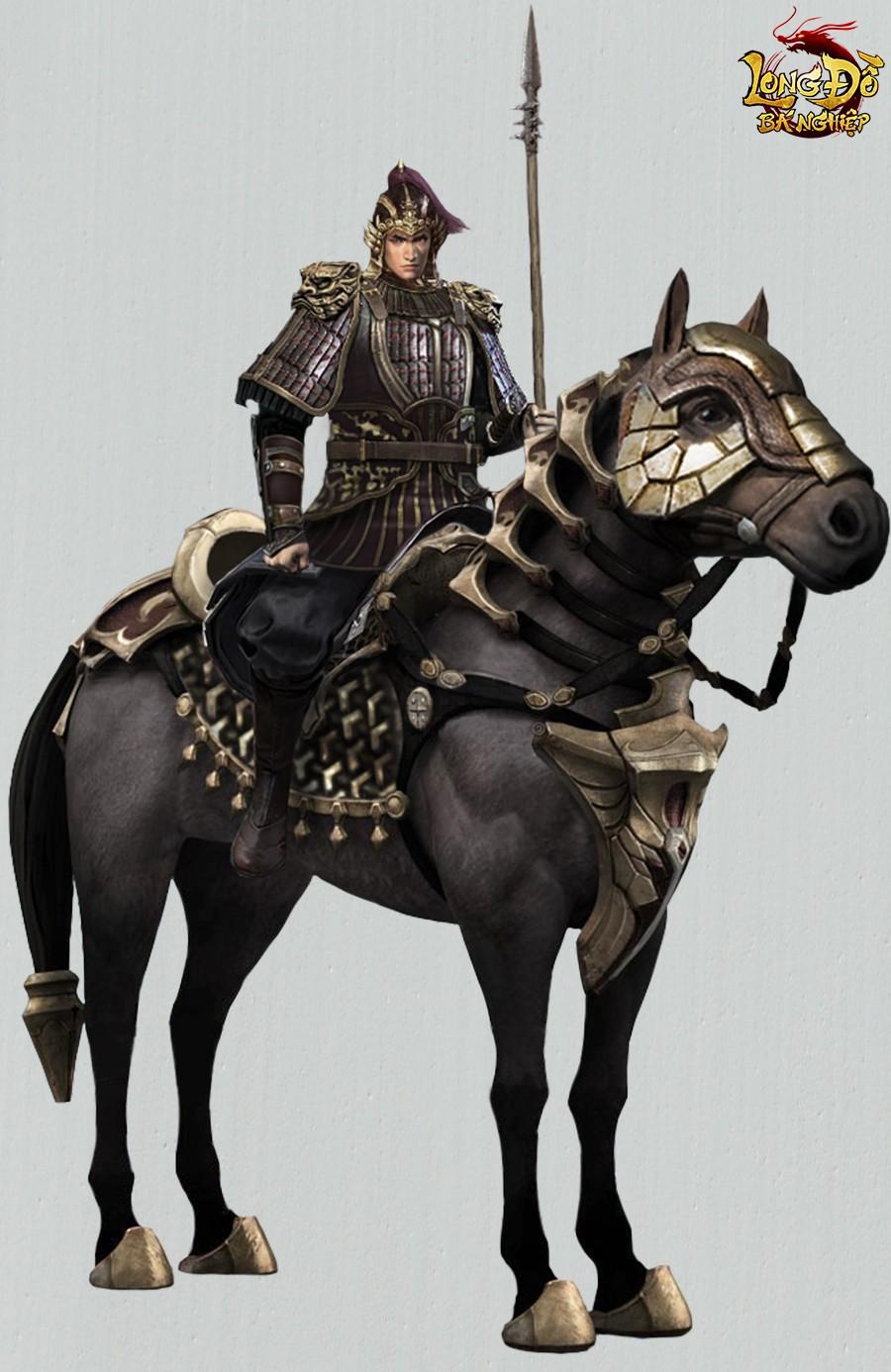 Cảm nhận của fan SLG lâu năm: Long Đồ Bá Nghiệp đã đưa điều binh khiển tướng lên tầm nghệ thuật - Ảnh 12.