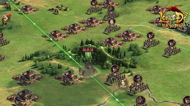 Cảm nhận của fan SLG lâu năm: Long Đồ Bá Nghiệp đã đưa điều binh khiển tướng lên tầm nghệ thuật - Ảnh 13.