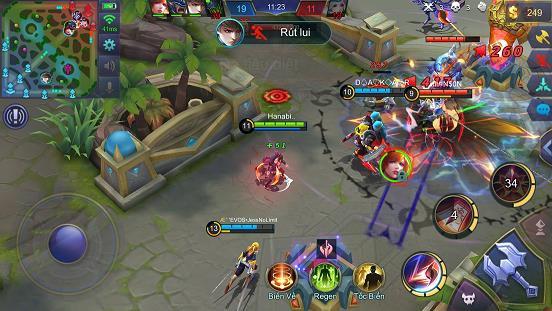 Tổng hợp 4 game mobile MOBA sẽ cạnh tranh gay gắt trong năm 2019 - Ảnh 2.