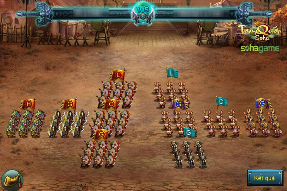 Với game chiến thuật khác, Tam Quốc là cả thế giới. Còn với Long Đồ Bá Nghiệp, Tam Quốc chỉ là một phần trò chơi - Ảnh 1.