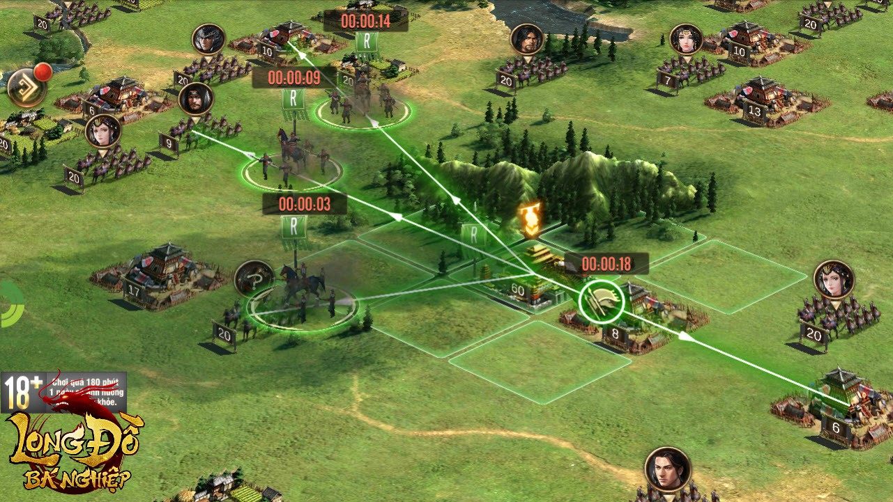 Với game chiến thuật khác, Tam Quốc là cả thế giới. Còn với Long Đồ Bá Nghiệp, Tam Quốc chỉ là một phần trò chơi - Ảnh 5.