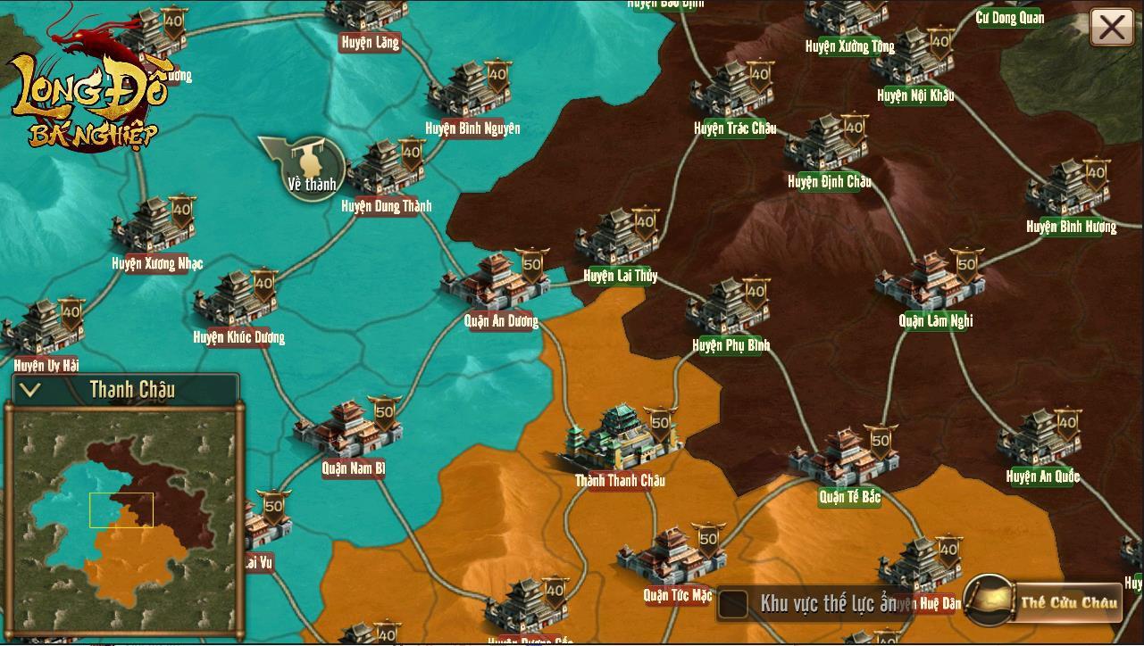 Với game chiến thuật khác, Tam Quốc là cả thế giới. Còn với Long Đồ Bá Nghiệp, Tam Quốc chỉ là một phần trò chơi - Ảnh 6.