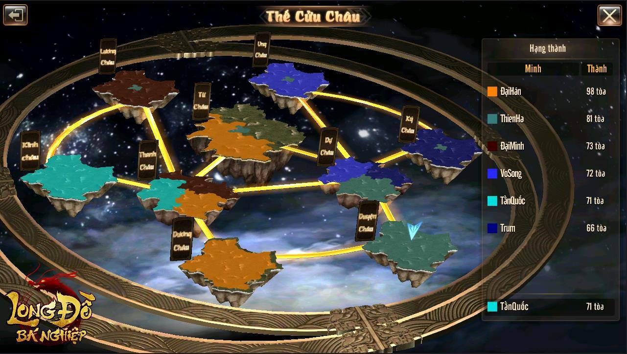 Với game chiến thuật khác, Tam Quốc là cả thế giới. Còn với Long Đồ Bá Nghiệp, Tam Quốc chỉ là một phần trò chơi - Ảnh 7.
