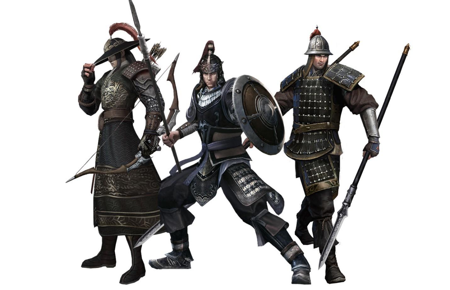 Đọc ngay cẩm nang binh chủng nếu muốn trở thành Hoàng Đế trong Long Đồ Bá Nghiệp ra mắt tháng 1 - Ảnh 3.
