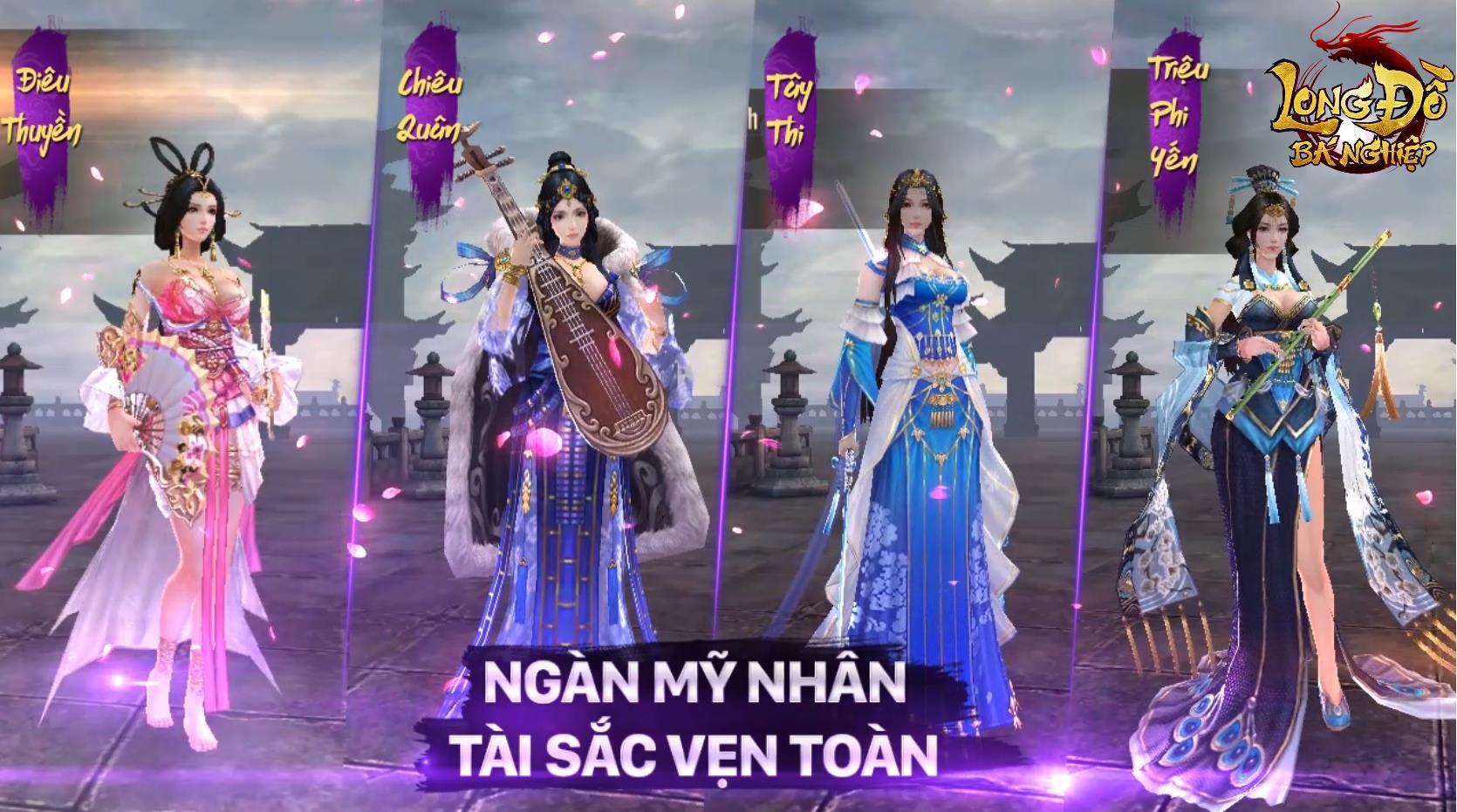 Hừng hực khí thế với trailer Long Đồ Bá Nghiệp: Game chiến thuật Top 1 Châu Á sắp ra mắt tháng 1 - Ảnh 4.
